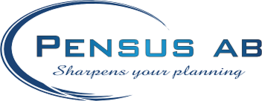 Pensus logotype